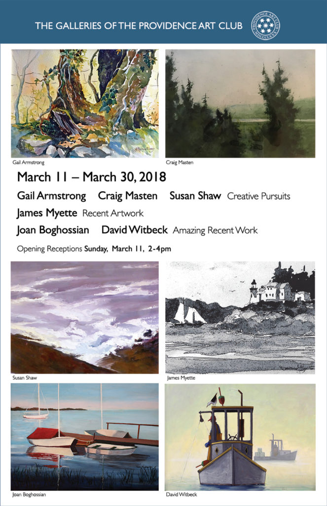 Providence Art Club Gallery Exhibition