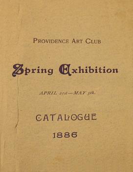 THUMBNAIL - 1886, April 21-May 5, Spring Exhibition