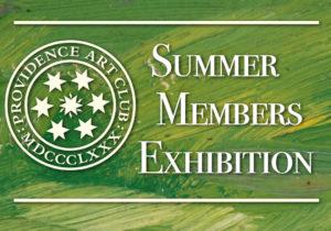 Providence Art Club Summer Member Exhibition