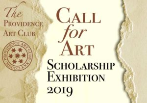Call for Entry, Providence Art Club